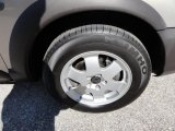 Volvo V70 2002 Wheels and Tires