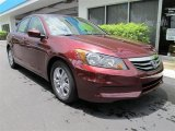 2011 Basque Red Pearl Honda Accord LX-P Sedan #52816625
