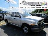 2011 Bright Silver Metallic Dodge Ram 1500 ST Quad Cab 4x4 #52817618