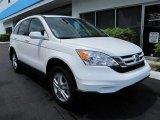 2011 Taffeta White Honda CR-V EX-L #52816644