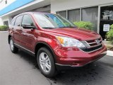 2011 Tango Red Pearl Honda CR-V EX #52816645