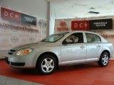 2007 Ultra Silver Metallic Chevrolet Cobalt LT Sedan #52818100