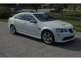 2009 White Hot Pontiac G8 Sedan #52809249