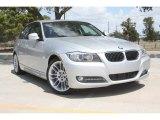 2011 Titanium Silver Metallic BMW 3 Series 335d Sedan #52817650