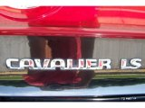 2003 Chevrolet Cavalier LS Sport Sedan Marks and Logos