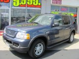 2003 Medium Wedgewood Blue Metallic Ford Explorer XLT 4x4 #52818157