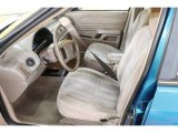 1993 Mercury Topaz Interiors