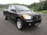 Nissan Titan 2008 Data, Info and Specs