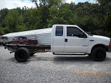 2001 Ford F350 Super Duty XL SuperCab 4x4 Dually Chassis Data, Info and Specs