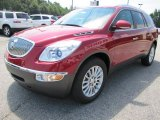 2012 Buick Enclave Crystal Red Tintcoat