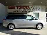 2011 Silver Sky Metallic Toyota Sienna LE #52816798