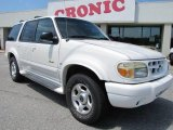 2000 White Pearl Tri Coat Metallic Ford Explorer Limited #52817258