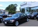 2008 Jet Black BMW 3 Series 335xi Sedan #52816831