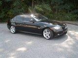 2010 Jet Black BMW 3 Series 335i Sedan #52818217