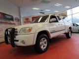 2005 Natural White Toyota Tundra SR5 TRD Access Cab 4x4 #52809401