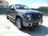 2011 Sterling Grey Metallic Ford F150 FX4 SuperCrew 4x4 #52817290