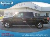 2011 Ebony Black Ford F150 Lariat SuperCrew 4x4 #52816862