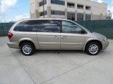 2002 Chrysler Town & Country Light Almond Pearl Metallic