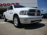 2011 Bright White Dodge Ram 1500 Big Horn Quad Cab 4x4 #52817815