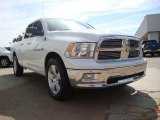 2011 Bright White Dodge Ram 1500 Big Horn Quad Cab 4x4 #52817819