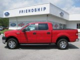 2008 Ford F150 XL SuperCrew 4x4