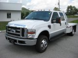2008 Ford F350 Super Duty Lariat Crew Cab 4x4 Chassis Data, Info and Specs