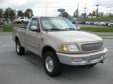 1998 Ford F150 XLT Regular Cab 4x4 Data, Info and Specs