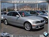 2005 Titanium Silver Metallic BMW 3 Series 330i Coupe #52817327