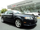 2008 Deep Sea Blue Pearl Effect Audi A4 2.0T Sedan #52809499