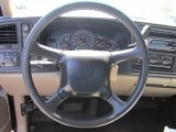 2002 Chevrolet Silverado 1500 LT Extended Cab 4x4 Steering Wheel