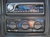 2002 Chevrolet Silverado 1500 LT Extended Cab 4x4 Audio System