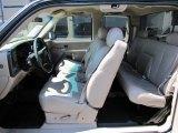 2002 Chevrolet Silverado 1500 LT Extended Cab 4x4 Tan Interior