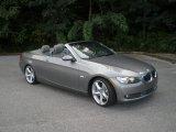 2008 Space Grey Metallic BMW 3 Series 335i Convertible #52809514