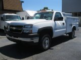2007 Chevrolet Silverado 2500HD Classic Work Truck Regular Cab Chassis Data, Info and Specs