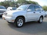 2000 Suzuki Grand Vitara Silky Silver Metallic