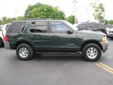 2002 Ford Explorer Aspen Green Metallic