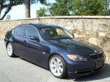 2008 Monaco Blue Metallic BMW 3 Series 335i Sedan #52816964