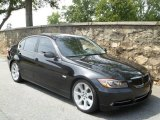 2008 Black Sapphire Metallic BMW 3 Series 335i Sedan #52816968