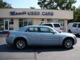 2008 Clearwater Blue Pearl Chrysler 300 Touring AWD #52817407