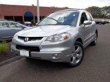 2008 Alabaster Silver Metallic Acura RDX  #52809576