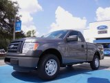 2011 Sterling Grey Metallic Ford F150 XL Regular Cab #52816986