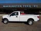 2011 Oxford White Ford F150 XL Regular Cab 4x4 #52817442