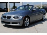 2008 Space Grey Metallic BMW 3 Series 328i Convertible #52971830
