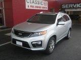 2012 Bright Silver Kia Sorento SX V6 #52971836