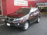 2012 Dark Cherry Kia Sorento LX AWD #52971840