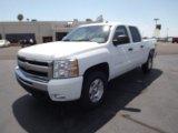 2011 Summit White Chevrolet Silverado 1500 LT Crew Cab 4x4 #52971855