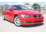 2008 Crimson Red BMW 3 Series 335i Coupe #52971873