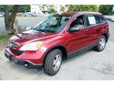 2008 Tango Red Pearl Honda CR-V LX 4WD #52971700