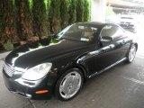 2003 Midnight Pine Green Pearl Lexus SC 430 #52972059