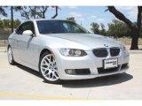 2008 Titanium Silver Metallic BMW 3 Series 328i Coupe #52971884